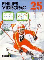 Jaquette Faire du Ski