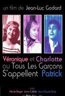 Affiche Véronique et Charlotte ou Tous les garçons s'appellent Patrick
