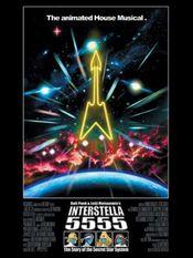 Affiche Interstella 5555: The 5tory of the 5ecret 5tar 5ystem