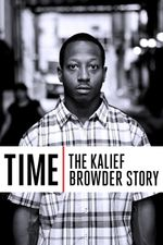 Affiche Time: The Kalief Browder Story