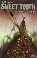 Couverture Endangered Species - Sweet Tooth, tome 4