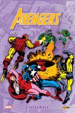 Couverture 1977 - The Avengers : L'Intégrale, tome 14