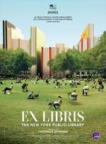 Affiche Ex Libris - The New York Public Library