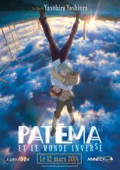 Affiche Patéma et le Monde inversé
