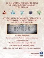 Couverture Nephilim: Kit de démarrage
