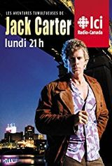 Affiche Les Aventures tumultueuses de Jack Carter