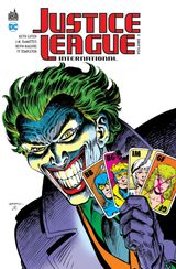 Couverture Justice League International : Volume 2