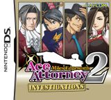 Jaquette Ace Attorney Investigations 2 : Prosecutor's Path
