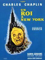 Affiche Un roi à New York