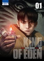 Couverture King of Eden, tome 1