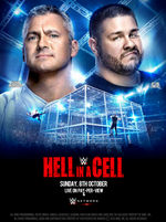 Affiche WWE Hell in a Cell