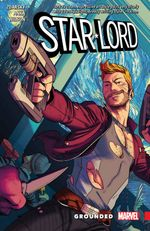 Couverture Star-Lord: Grounded
