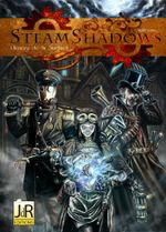 Couverture Steamshadows