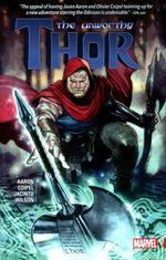 Couverture The Unworthy Thor