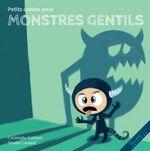 Couverture Petits Contes pour Monstres Gentils