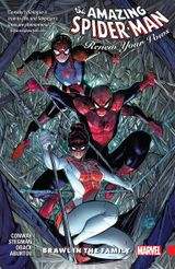 Couverture Amazing Spider-Man - Renew Your Vows, Vol. 1: Brawl in the Family