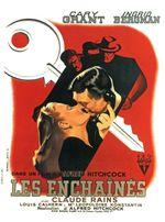 Affiche Les Enchaînés