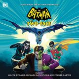 Pochette Batman vs. Two-Face: Music from the DC Animated Movie (OST)