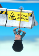 Jaquette Getting Over It With Bennett Foddy