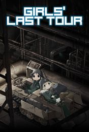 Affiche Girls' Last Tour