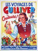 Affiche Les Voyages de Gulliver