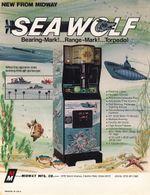 Jaquette Sea Wolf
