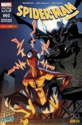 Couverture Chasse à l'araignée - Spider-Man Universe (Marvel France 3e série), tome 2