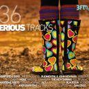 Pochette 3FM - 36 Serious Tracks