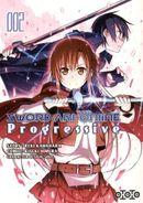Couverture Sword Art Online : Progressive, tome 2