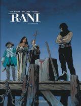 Couverture Condamnée - Rani, tome 6