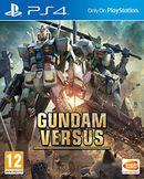 Jaquette Gundam Versus