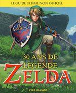 Couverture Zelda : 30 ans de légende