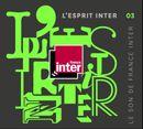 Pochette L'Esprit Inter 03 - le son de France Inter