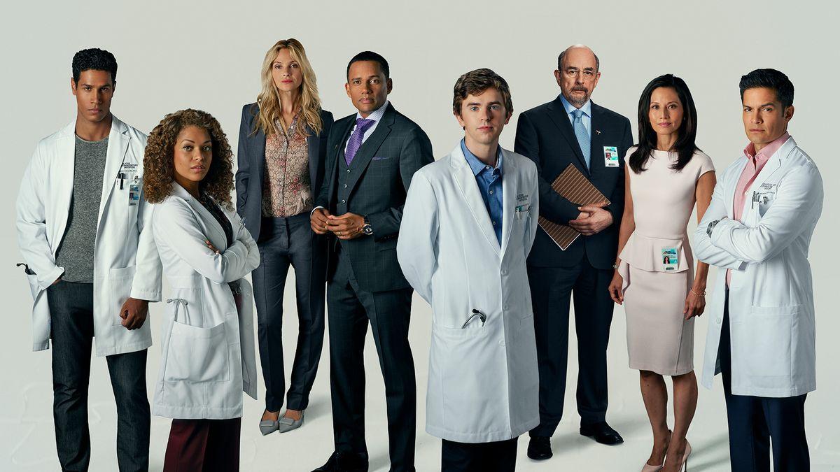 """Résultat de recherche d'images pour """"the good doctor serie 2017"""""""