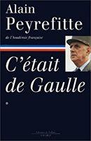 Couverture C'était de Gaulle