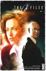 Couverture The X-Files - Les nouvelles affaires non classées, Tome 5