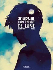 Couverture Journal d'un enfant de lune