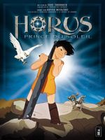 Affiche Horus, prince du soleil
