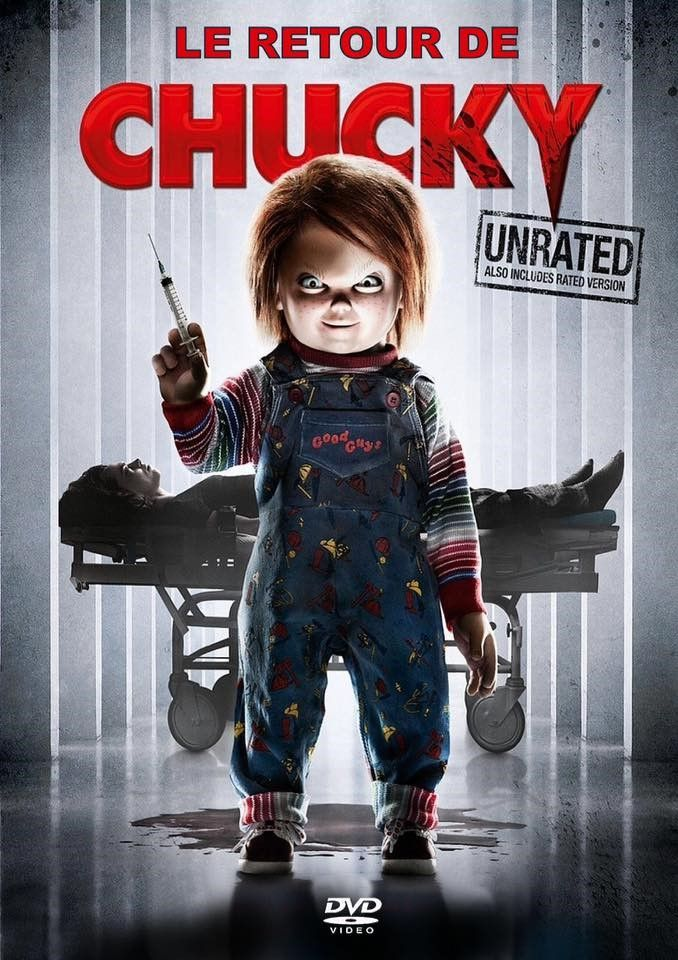 Le Retour de Chucky - Film (2017) - SensCritique