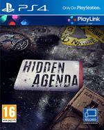 Jaquette Hidden Agenda