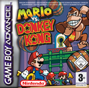 Jaquette Mario vs. Donkey Kong