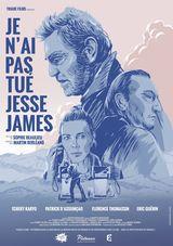 Affiche Je n'ai pas tué Jesse James