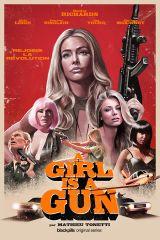 Affiche A Girl Is a Gun