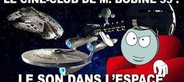 Vidéo Star Trek et le bruit de l'espace