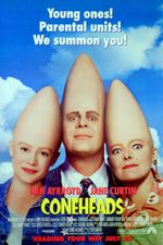Affiche Coneheads