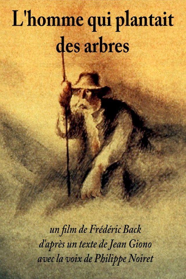 L'Homme qui plantait des arbres - Court-métrage d'animation (1987)