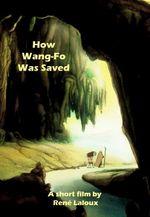Affiche Comment Wang-Fô fut sauvé