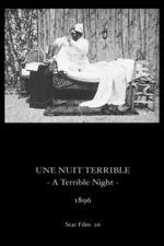 Affiche Une nuit terrible