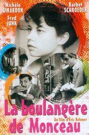 Affiche La Boulangère de Monceau
