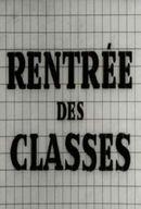 Affiche Rentrée des classes